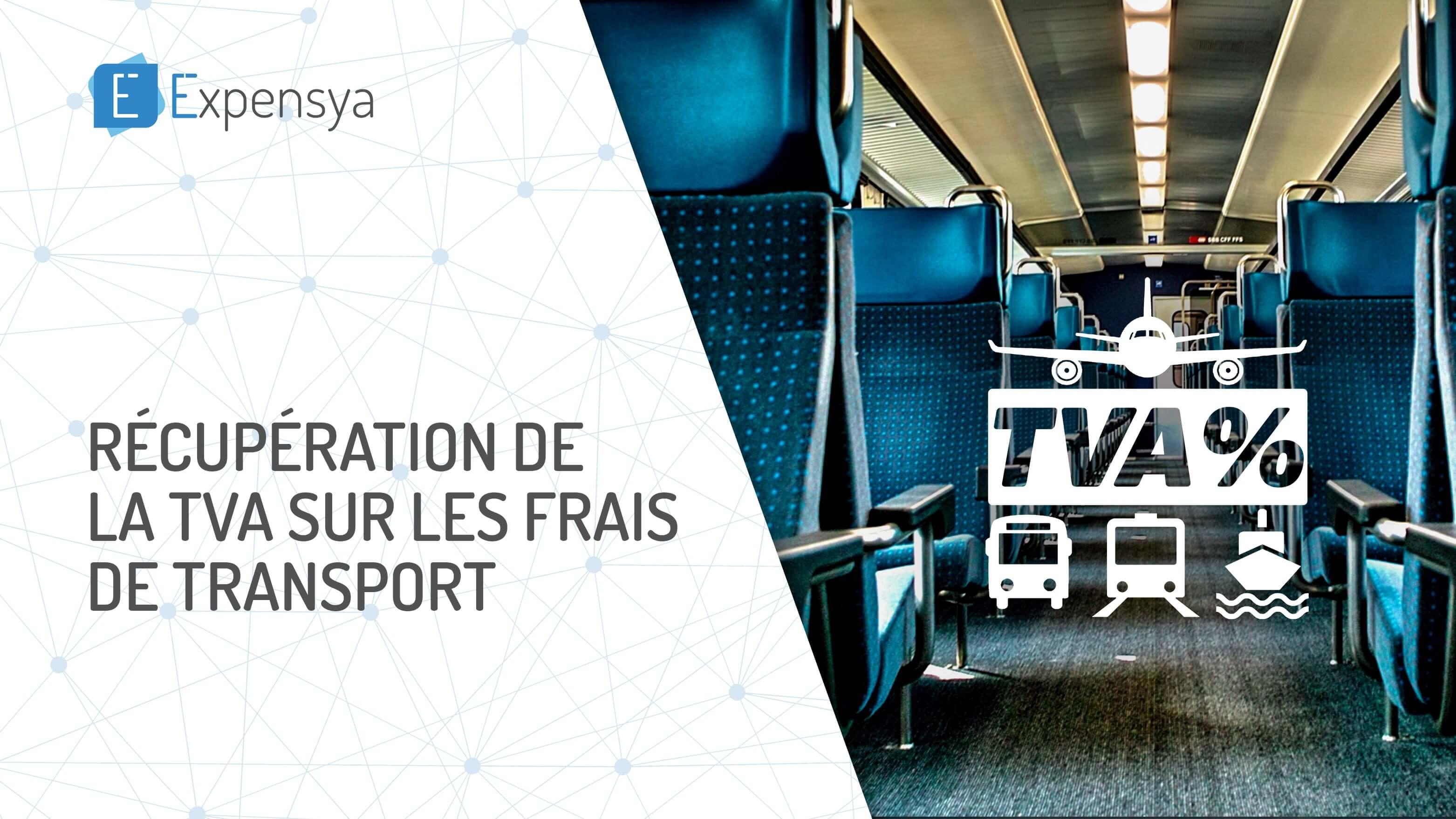Tva sur les frais de transport expensya blog for Taux de tva sur les travaux